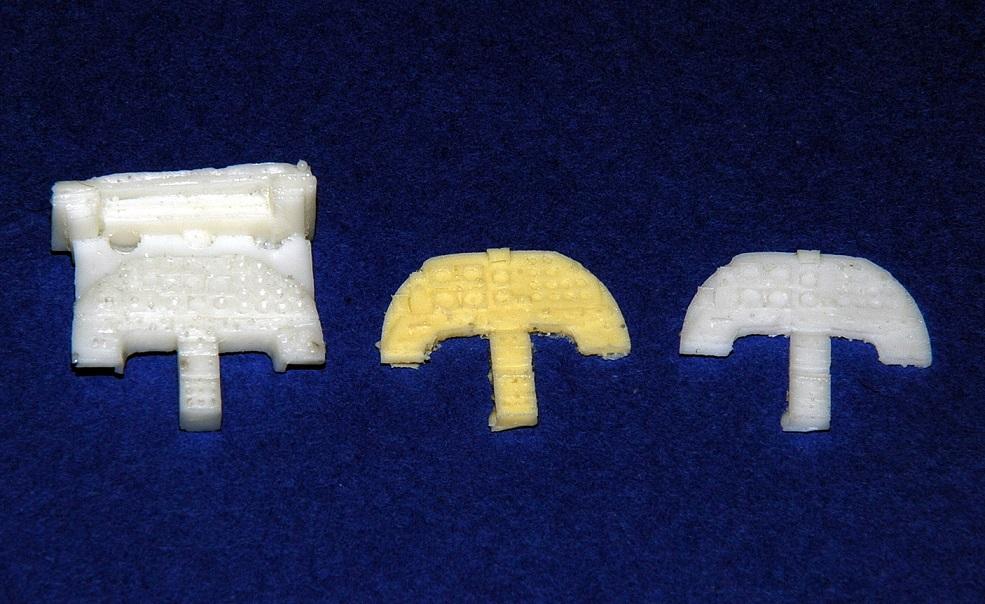 Ted's HAF resin sets 1/48 (F-5, EXOCET, SCALP, MICA & more...)