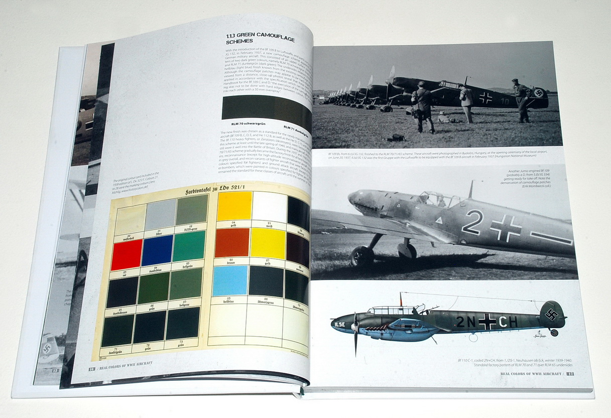 Real Colors of WWII Aircraft, by AK Interactive (AK290)
