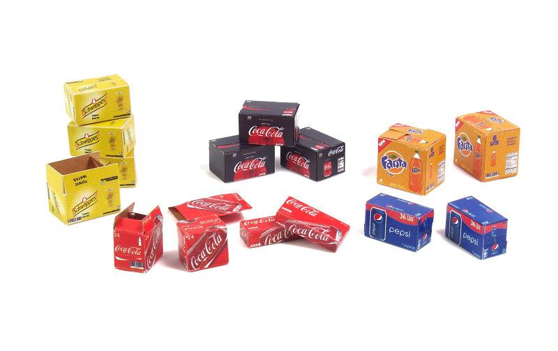 Matho Models – Diorama accessories
