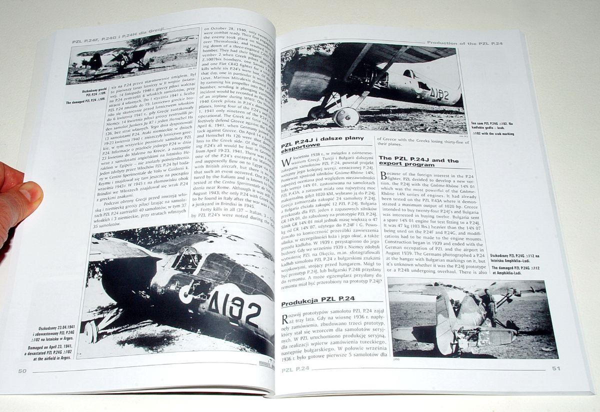 PZL P 24A-G, by Andrzej Glass & Tassos Katsikas, 3D
