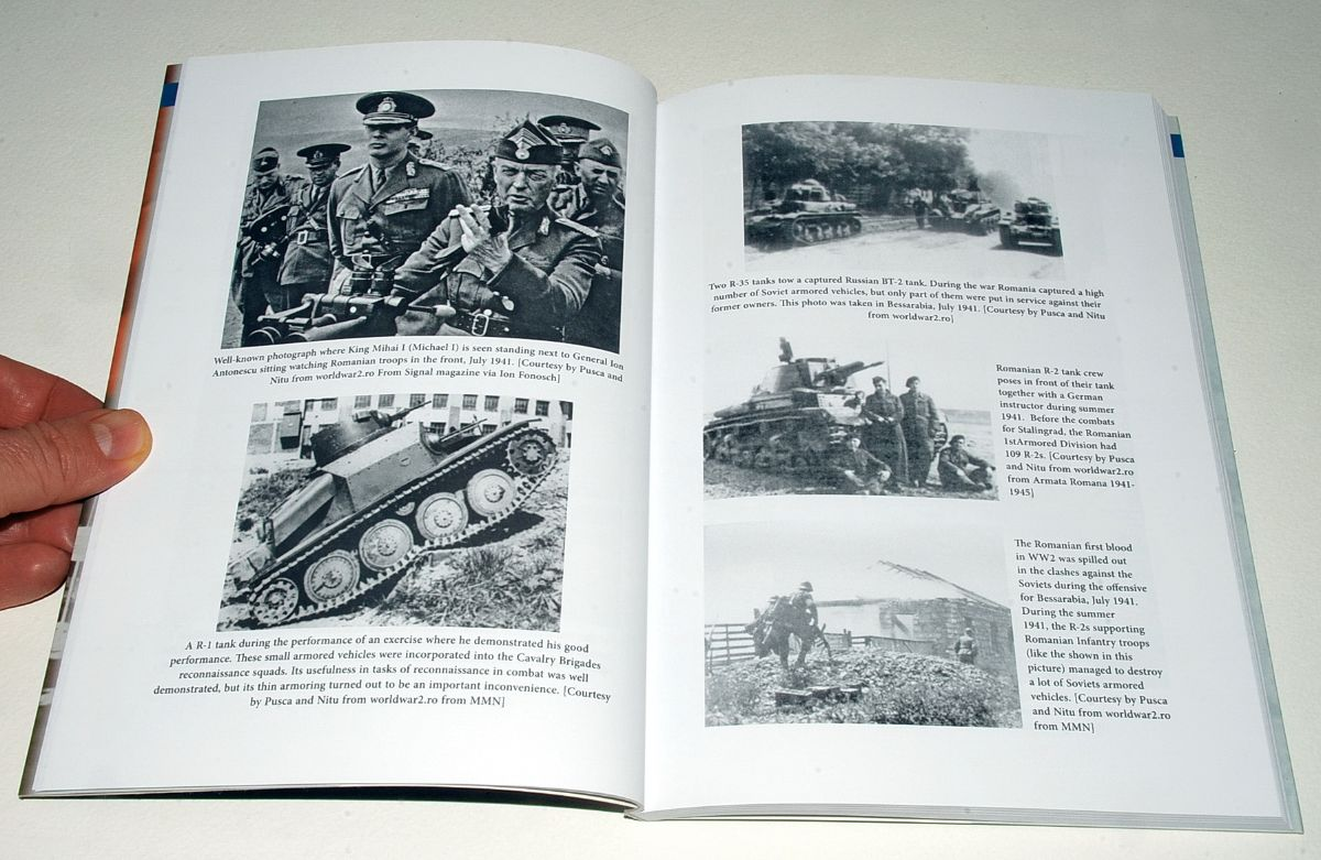 Romanian Armed Forces in WW2, Kagero