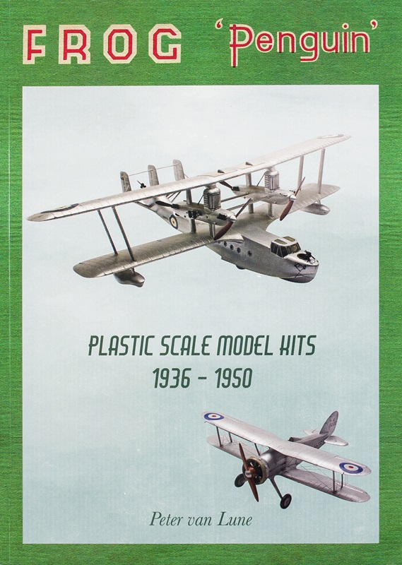 "Frog ""Penguin"" — Plastic Scale Model Kits, 1936-1950, by Peter van Lune"