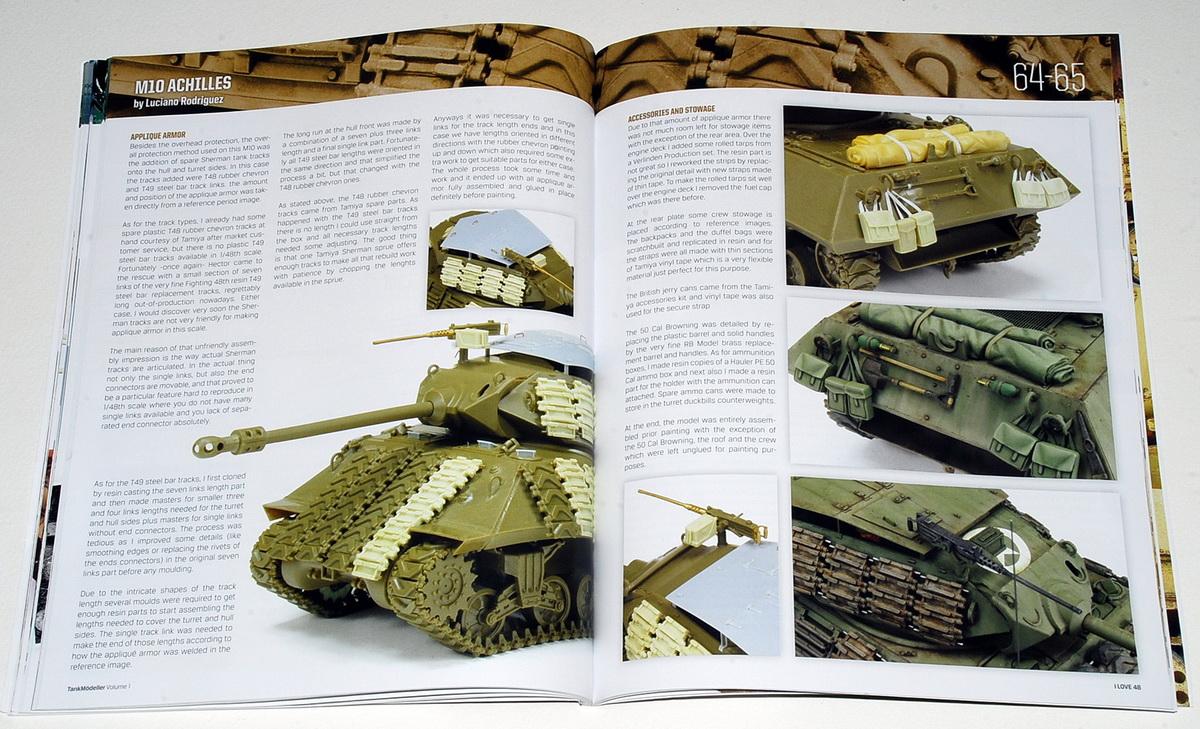 Tankmödeller, AFV Models in Scale / Volume 1 - I LOVE 48