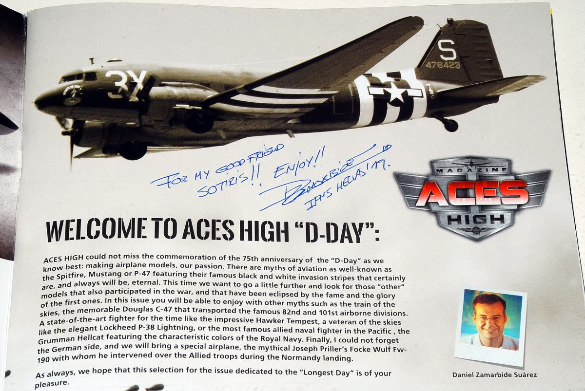 ACES HIGH Magazine, Issue No. 16, Normandy D-Day (AK Interactive – AK2933)