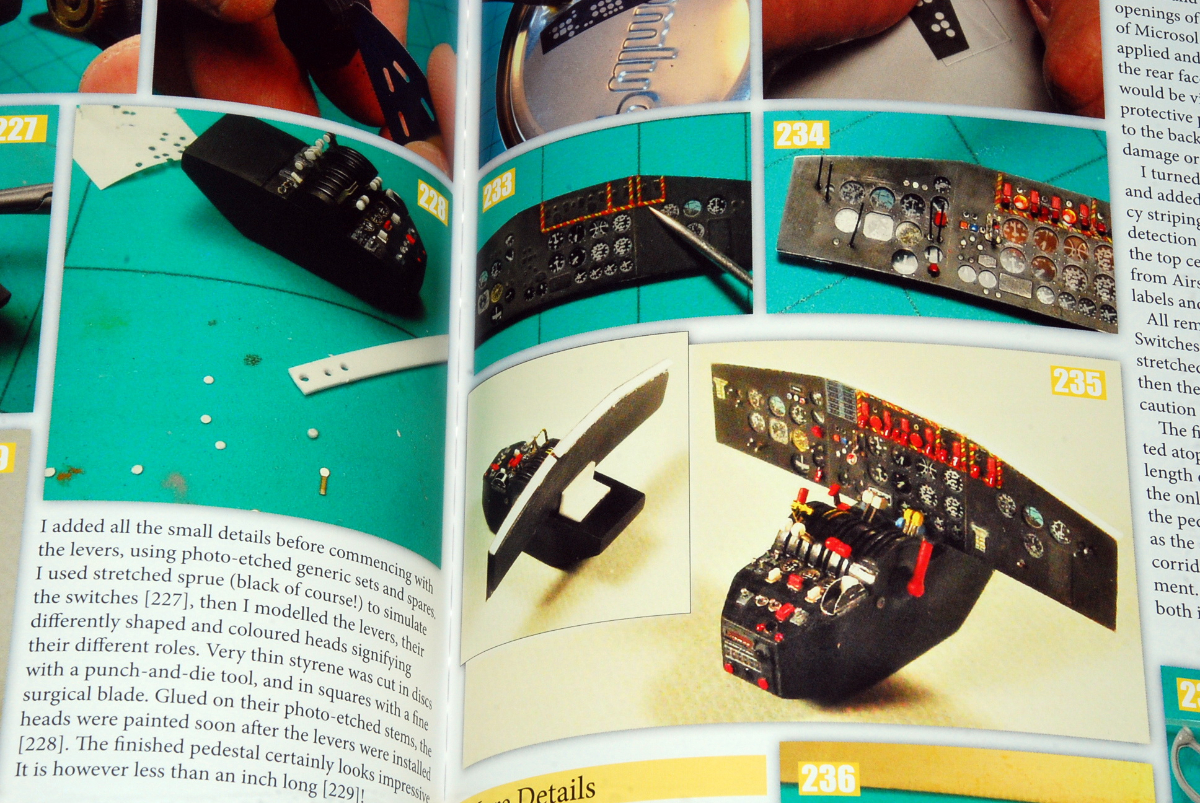 Scratchbuilding Aircraft. A Scratchbuilding Masterclass Book, by Megas Tsonos (Inside The Armour Publications, 2020)