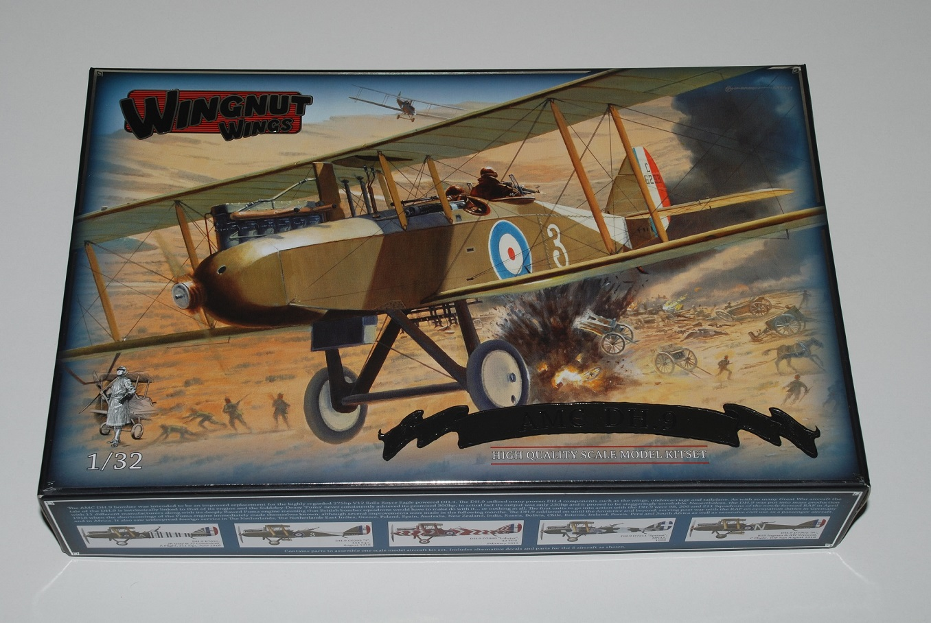 AIRCO/AMC DH.9, Wingnut Wings 1/32 (κωδικός 32035)