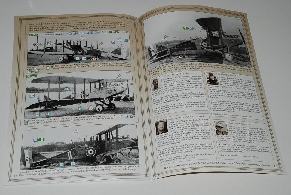 AIRCO/AMC DH.9, Wingnut Wings 1/32 (κωδικός 32035)