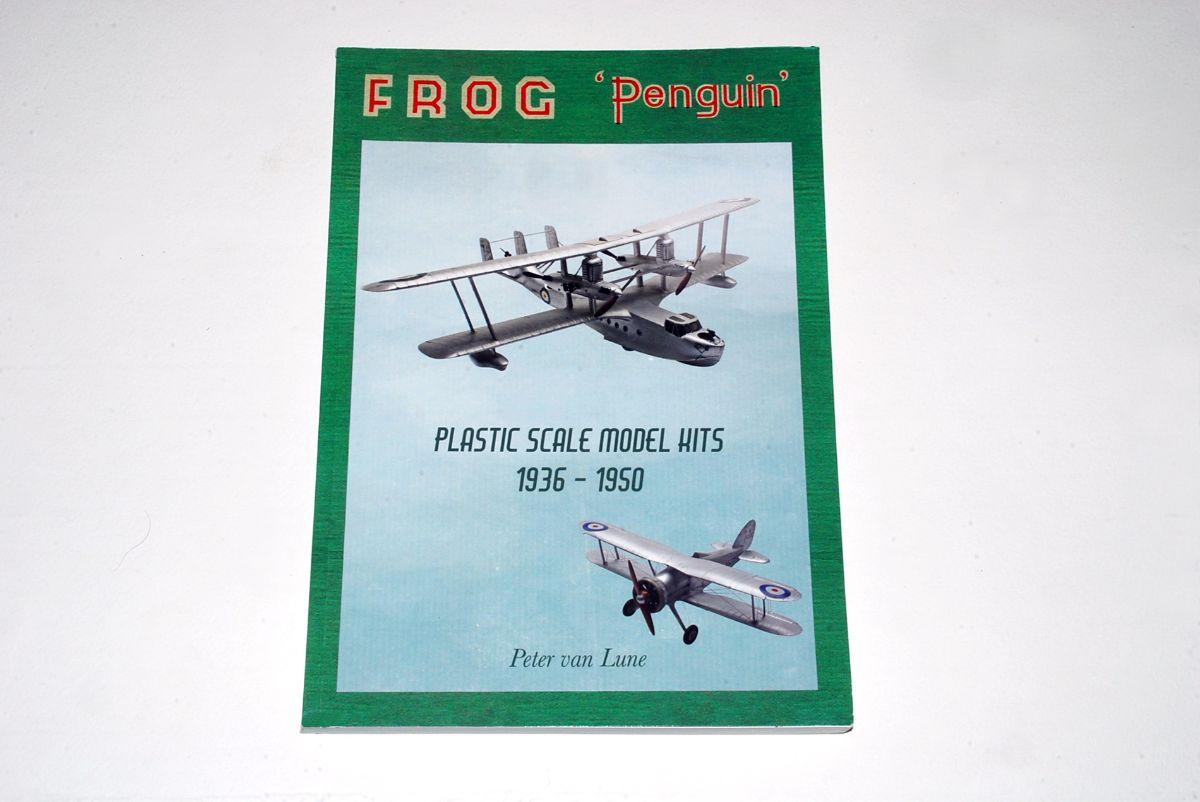 "Frog ""Penguin"" — Plastic Scale Model Kits, 1936-1950 by Peter van Lune"