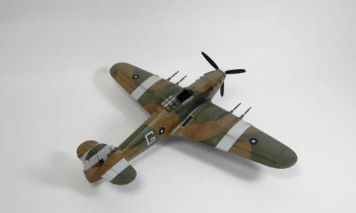 Hawker Hurricane IIC, Revell 1/72 (kit No. 04144)