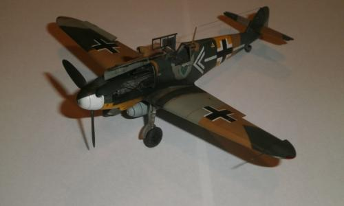 Bf 109G-2, Finemolds 1/72