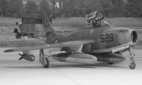 F-84F Thunderstreak, Kinetic 1/48