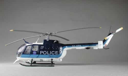 MBB Bo105CBS Ελληνικής Αστυνομίας, Esci 1/48