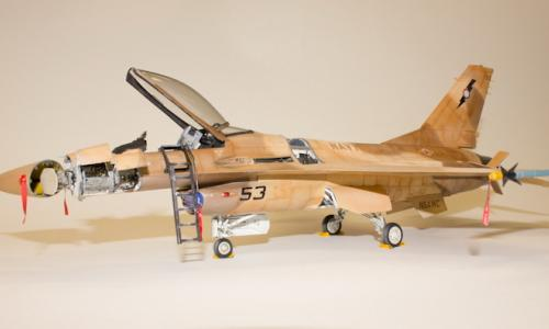 F-16 Top Falcons, Eduard 1/48
