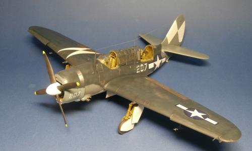 SB2C-4 Helldiver, Accurate Miniatures 1/48
