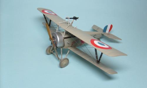 Nieuport 11, Eduard 1/48