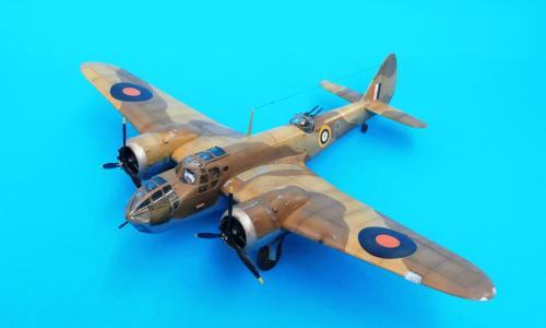 Bristol Blenheim Mk. IVF, Airfix 1/72