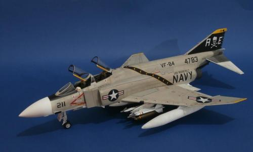 F-4J Phantom ''VF-84 Jolly Rogers'', Academy 1/48