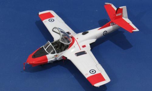 Cessna T-37B Tweety Bird, Trumpeter 1/48