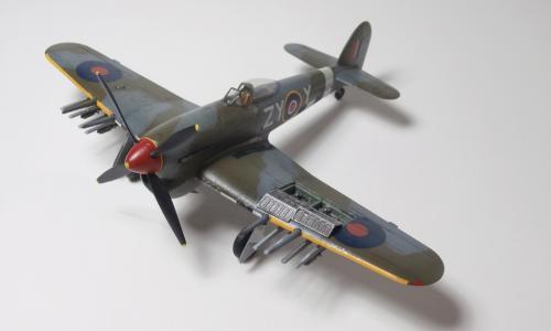 Hawker Typhoon Mk.Ib, Airfix 1/72