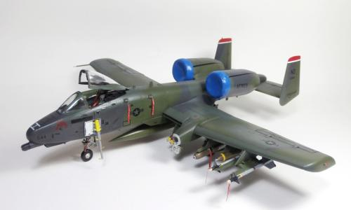 Fairchild Republic A-10 Thunderbolt II, Revell 1/72 (kit No. 04356)