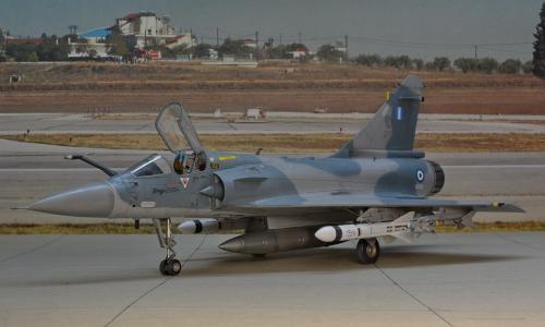 Mirage 2000C EGM (ΠΑ/HAF) Kinetic 1/48 (kit no. 48042)