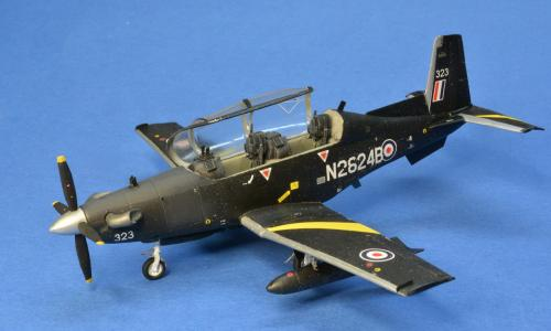 Beechcraft T Mk.1 T-6CTexan II (RAF version), Grand Models 1/72
