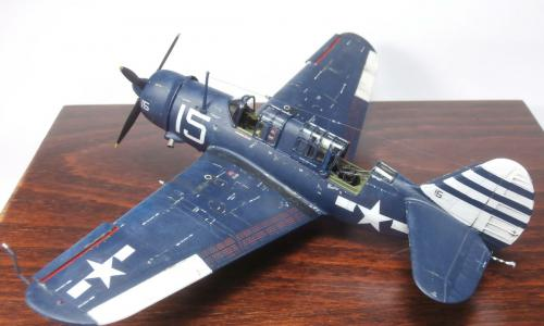 Curtiss SB2C-4 Helldiver, Academy 1/72