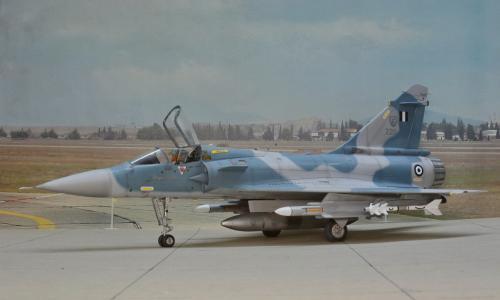 Mirage 2000 HAF, Heller 1/48