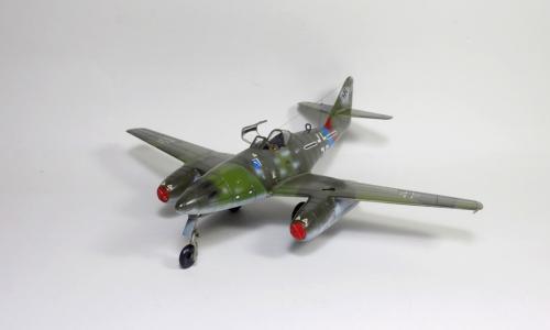 Messerschmitt Me262, Airfix 1/72 (kit No.A03088)