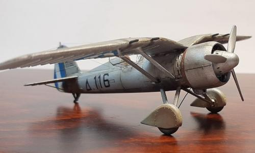 PZL P.24G In Greek Service, IBG Models 1/72 (code 72524)