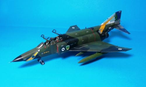RF-4E Phantom (Πολεμική Αεροπορία 7519), Revell 1/72
