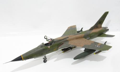 F-105D Thunderchief, Monogram 1/48