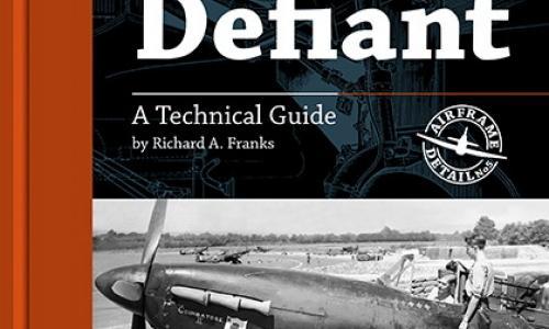 Airframe Detail No 5 - Boulton Paul Defiant