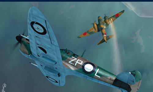 The Supermarine Spitfire Part 1 (Merlin powered) - Airframe & Miniature 12 (Valiant Wings)