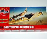 Boulton Paul Defiant Mk I, Airfix 1/48 (A05128)