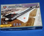 "MODELSVIT MiG-21I ""Analog"" A-144-2, 1/72 scale (Catalog No.72004)"