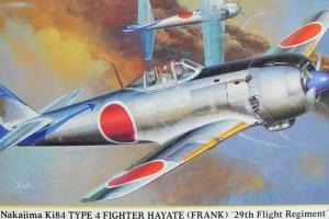 Ki-84 Hayate Hasegawa 1/48