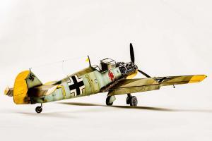 Messerschmitt Βf109E, Eduard 1/32