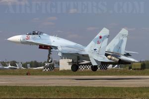 Sukhoi Su27SM Flanker B, Zvezda 1/72