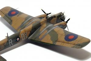 Armstrong Whitworth Whitley Mk.V, Airfix 1/72 (A08016)