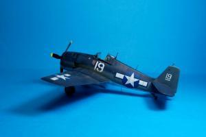 Grumman F6F-3 Hellcat, Eduard 1/72 (kit No.7076)