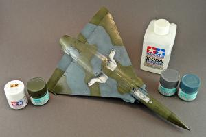 Mirage 2000D, Kinetic 1/48