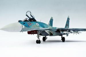 Sukhoi Su-33 Flanker D, Kinetic 1/48