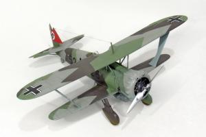 Henschel Hs123A-1, GasPatch Models 1/48