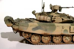 Τ-90 Russian main battle tank, Zvezda 1/35