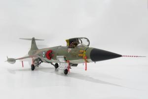 F-104G Starfighter (HAF), Hasegawa 1/48