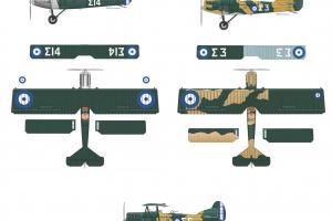 Potez 25A2, Grand Models 1/72
