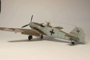 Messerschmitt Bf 109e-3, Tamiya 1/48