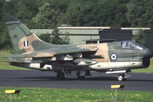 A-7H Corsair, Ελληνική Πολεμική Αεροπορία, Fujimi 1/72