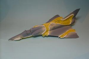 IAI Kfir C.7, AvantGarde Model Kits (AMK), 1/48